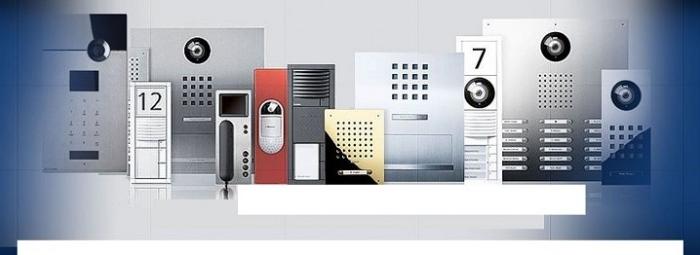 Домофони , звънчеви табла , видеодомофони , домофонни системи
